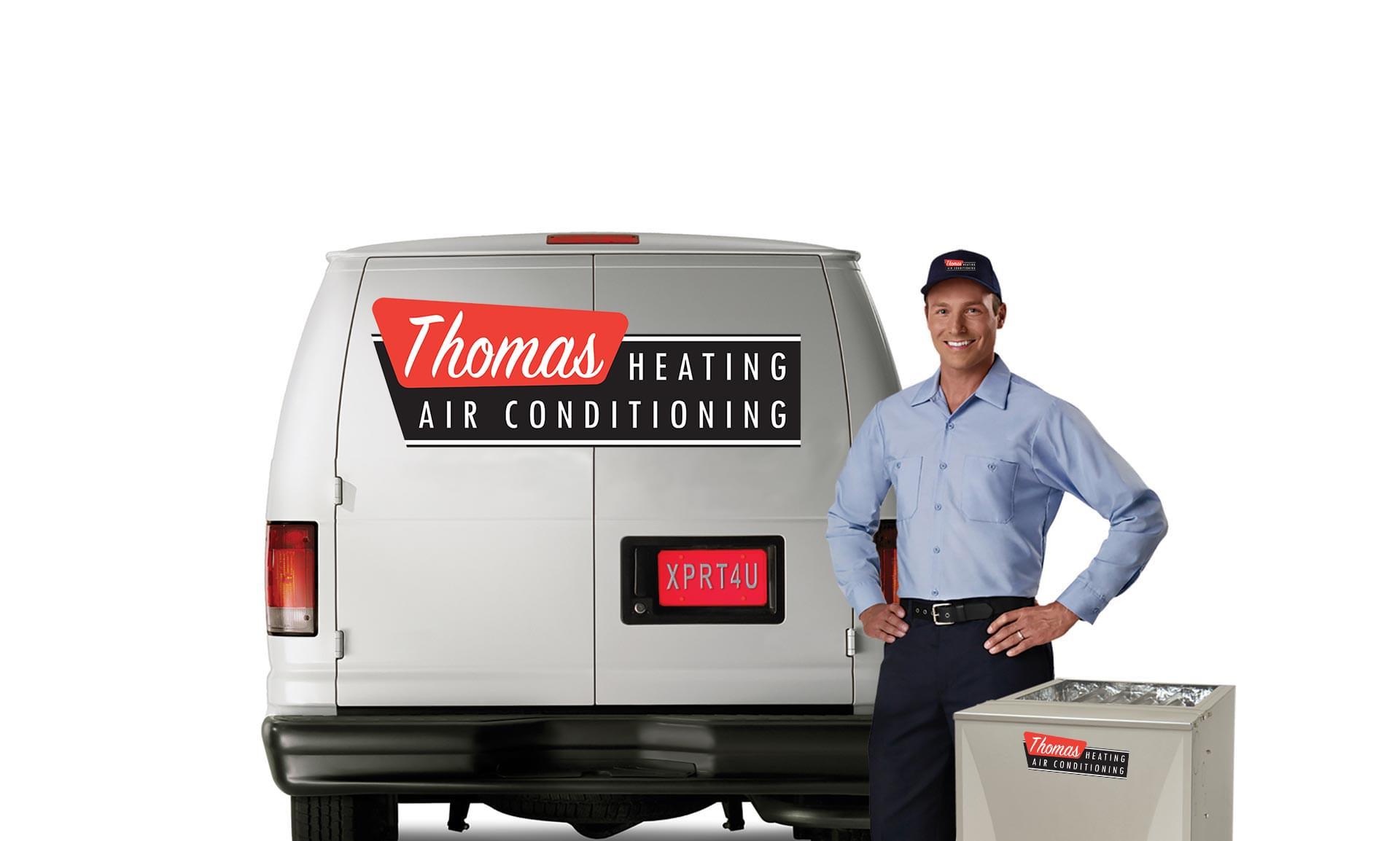 Thomas Heating and Air, LLC, Air Conditioner & Furnace Repair & Service    Canton, TX 75103